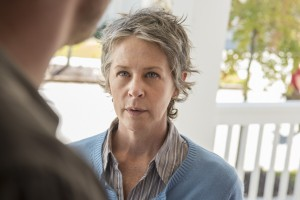 Carol Being Awesome - The Walking Dead