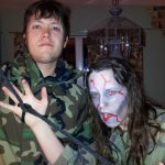 derek and zombie stephanie
