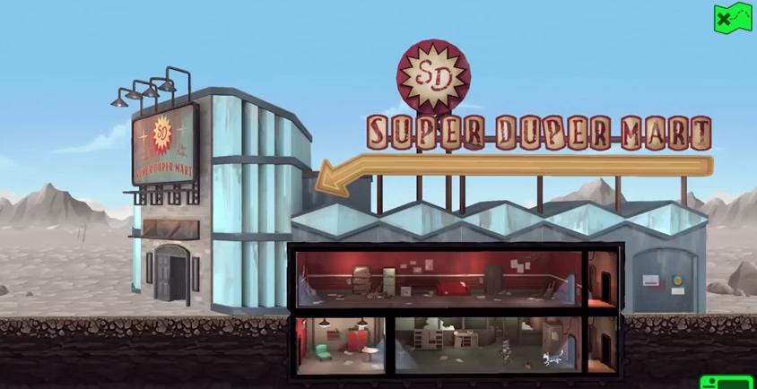 fallout shelter update super duper mart