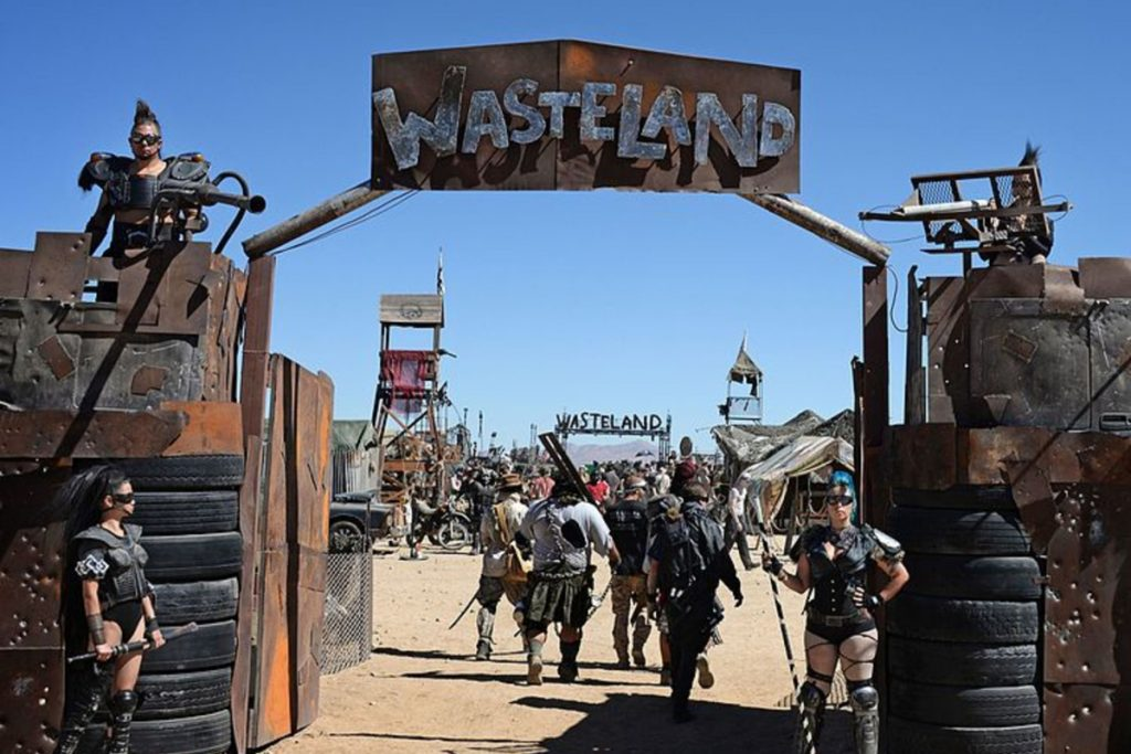 Wasteland Weekend 2019 Schedule