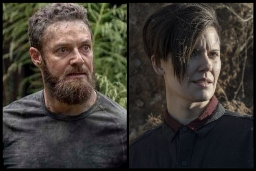 Could Aaron and Al be related on TWD