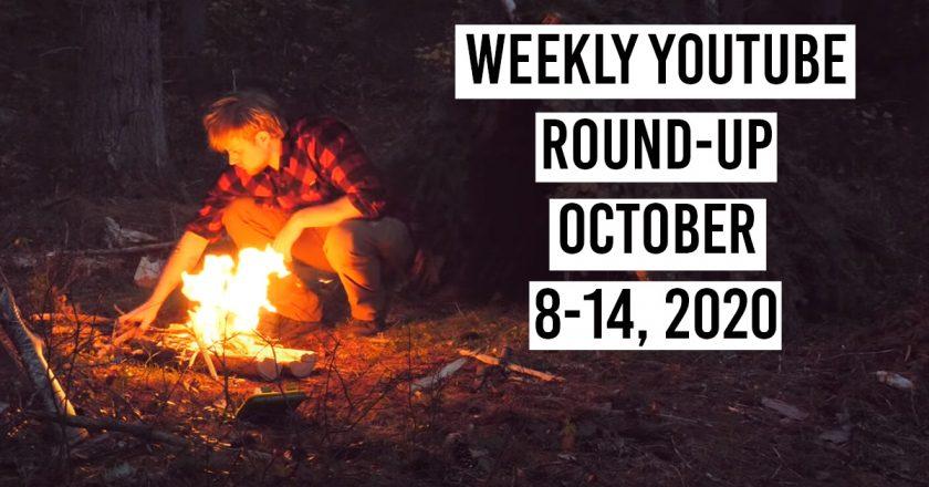 Weekly YouTube Roundup